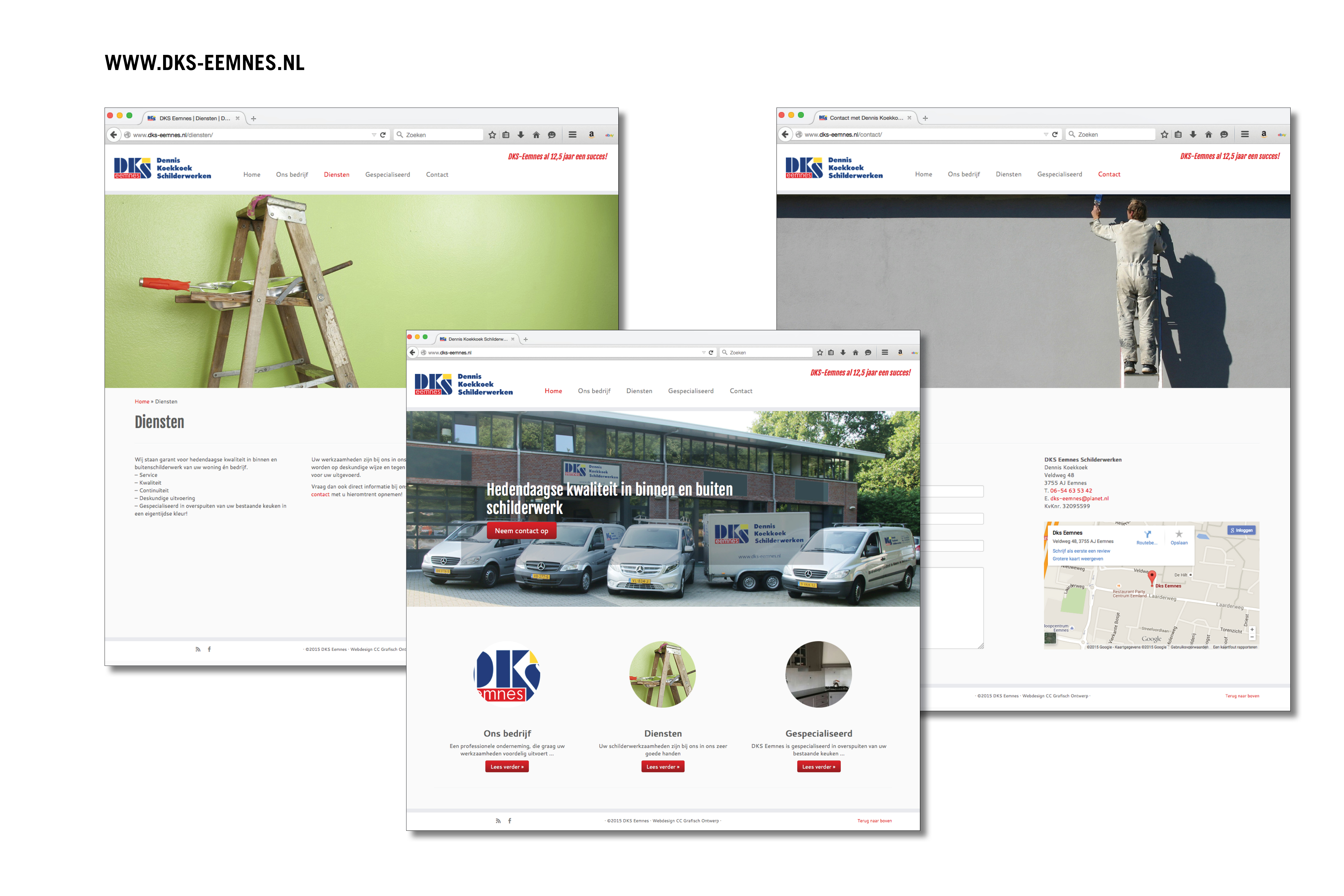 Website DKS Eemnes
