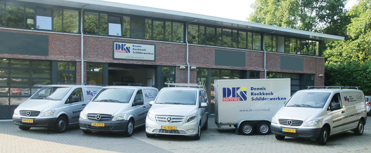 Advertentie DKS-Eemnes Schildersbedrijf