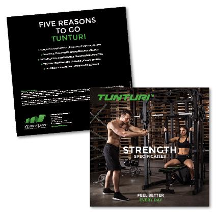 Ontwerp 4luik Tunturi New Fitness
